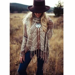 Free people Montana Bolo Necklace